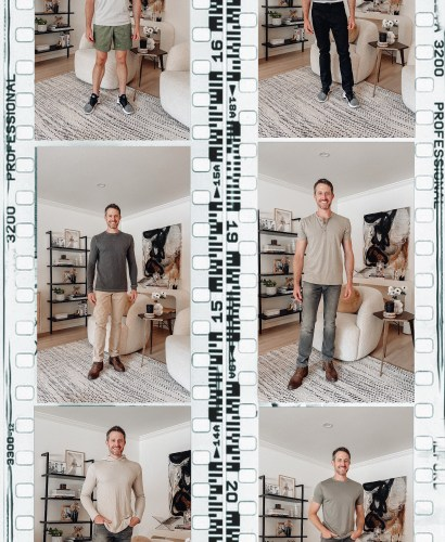 Sharing a roundup of NSale mens picks + 10 styled looks featuring my husband, Charles & the items we loved most from the 2021 Nordstrom Sale.