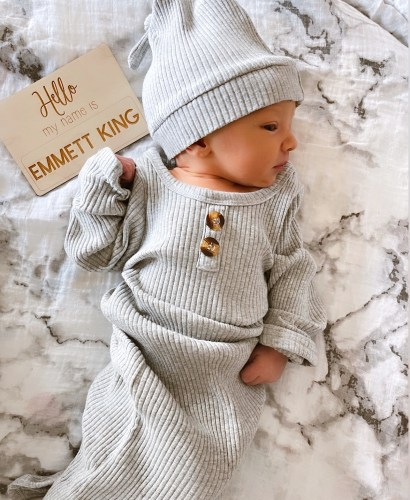 Sharing Emmett's birth story including all of the details on the induction process & my experience with delivering our son.