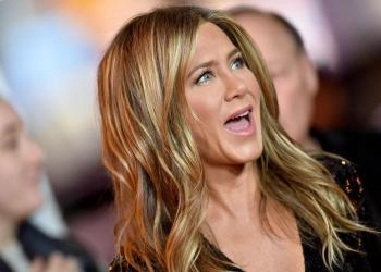 HOLLYWOOD, CA - DECEMBER 06: Jennifer Aniston attends the premiere of Netflix's 'Dumplin' at TCL Chinese 6 Theatres on December 6, 2018 in Hollywood, California. (Photo by Axelle/Bauer-Griffin/FilmMagic)