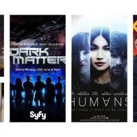 Les séries de sci-fi/fantasy de l'été 2015