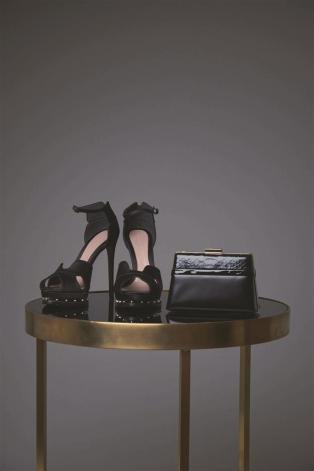 Bag:Lanvin - Thuraya Mall Shoes:Alexander McQueen - Thuraya Mall
