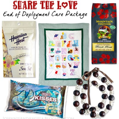 """Share the Love"" Care Package Giveaway"