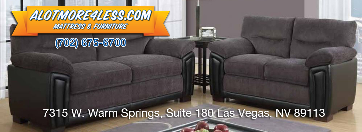 cheap sofas in las vegas nv elliot sofa made a lot more 4 less home subaru charcoal or coffee brown love