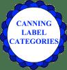 CaningLabelCategoriess