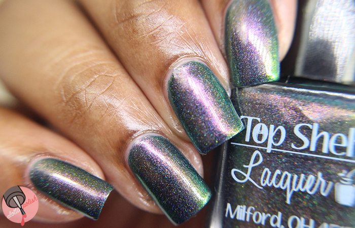 Top Shelf Lacquer - Cinnamon Blueberry Old Fashioned