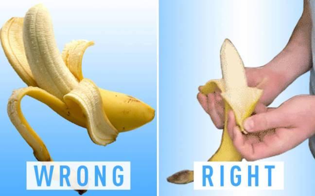 wrong banana
