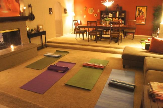 Yoga Night