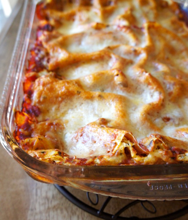 Easy Prosciutto Lasagna
