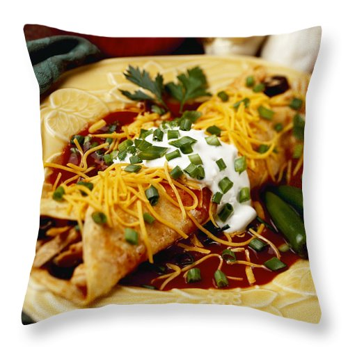 Enchilada Pillow