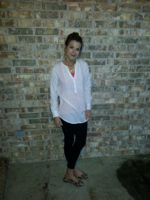 Day 8 - What I Wore
