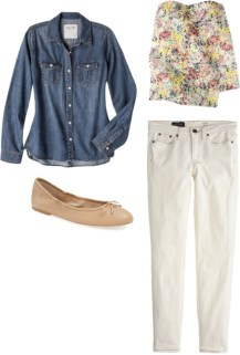 Day 4 - Spring Style Me Outfit
