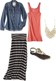 Day 6 - Spring Style Me Outfit