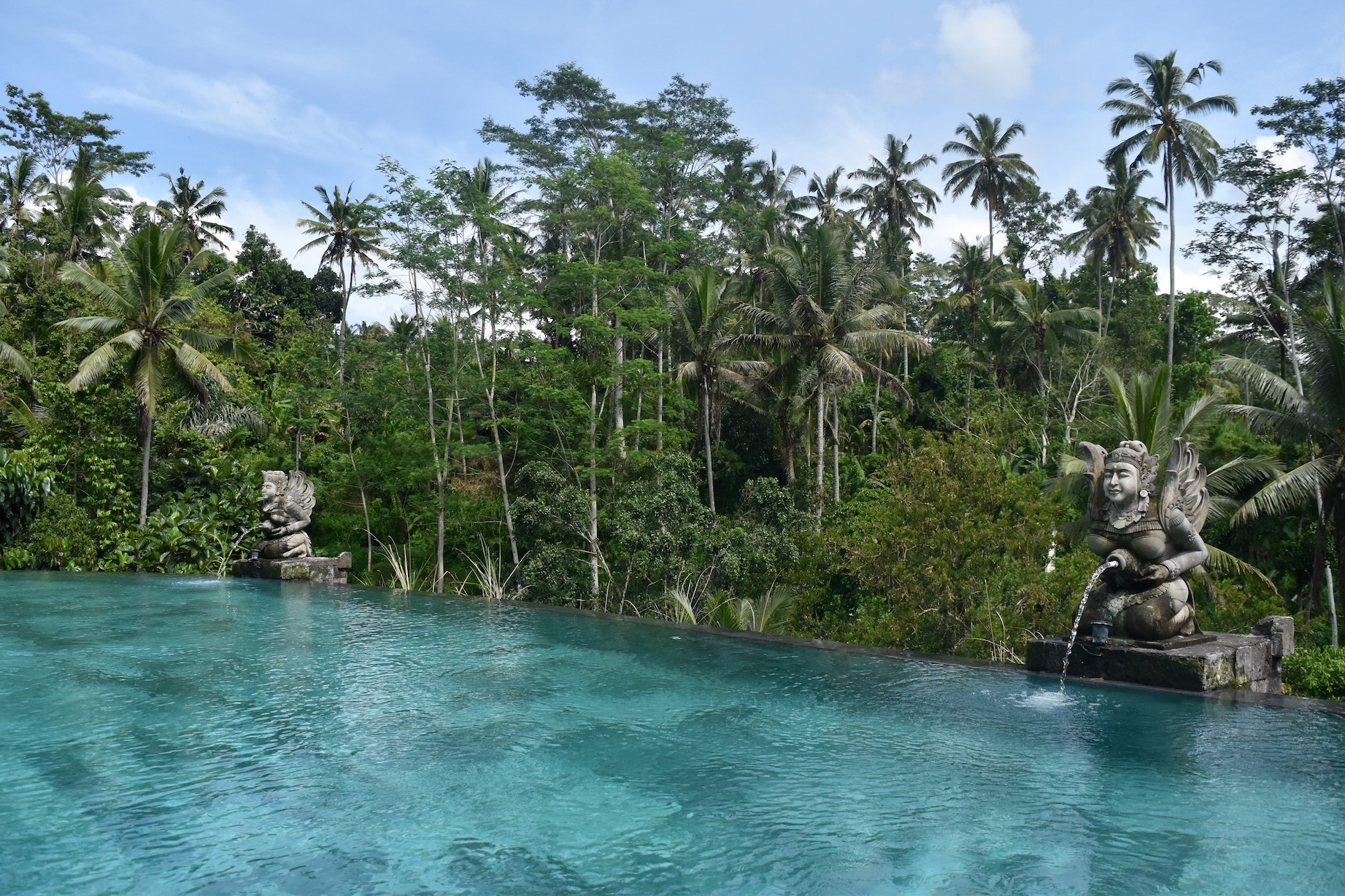 A Lovely Planet - The Kayon Resort