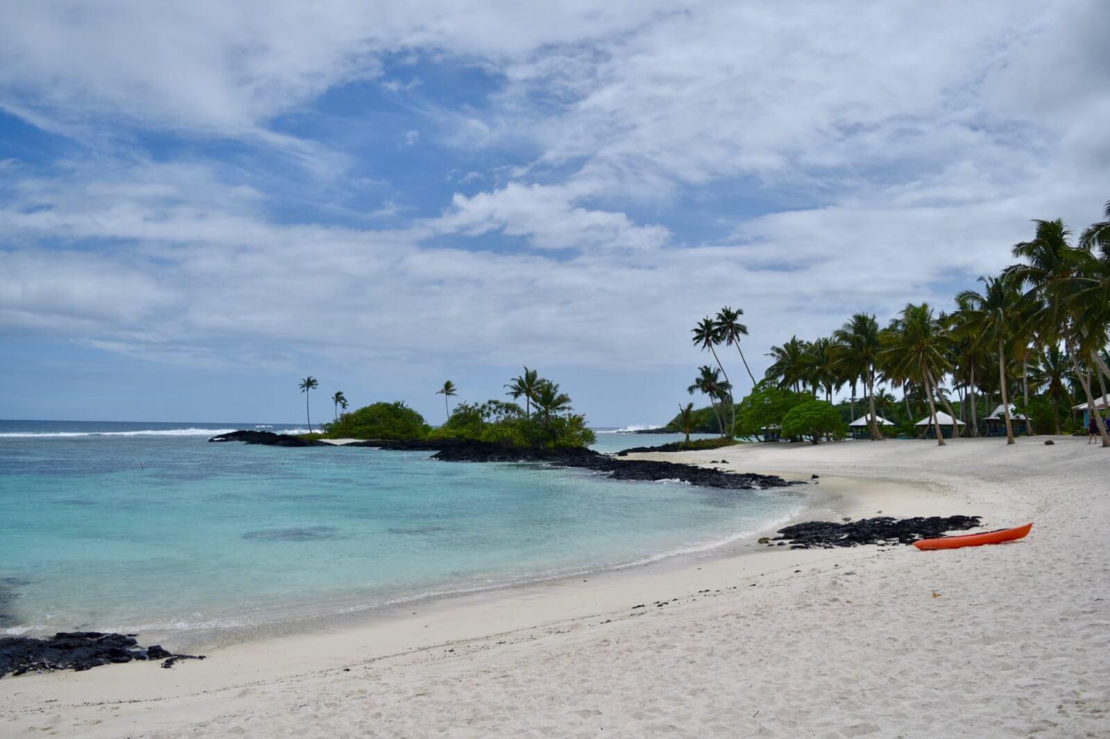 A Lovely Planet - Upolu, Samoa