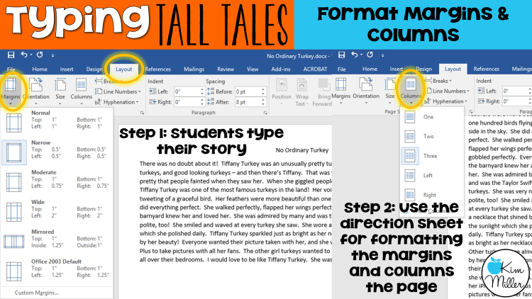 Funny Tall Tales: A Thanksgiving Writing Activity 5