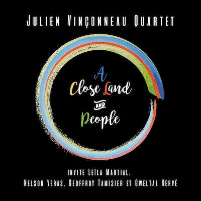 pochette julien vinçonneau quartet