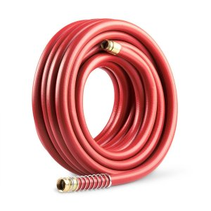 This is a durable, smooth, and long lasting garden hose
