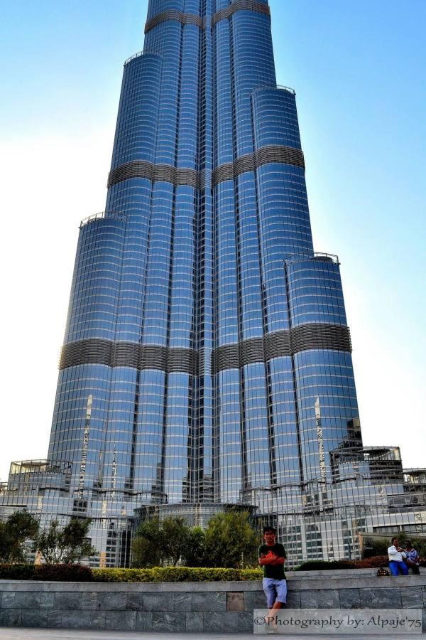 Burj Khalifa In Dubai Tallest Building World