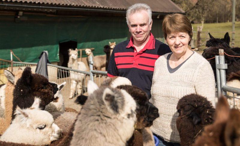 Markus und Ursula Kyburz