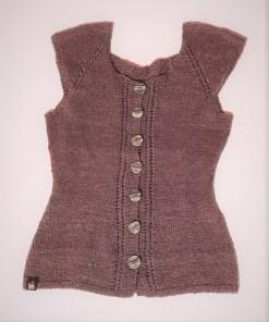 violettes Gilet