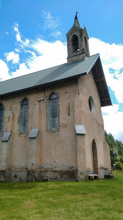 Chapelle Saint Pierre Valloire