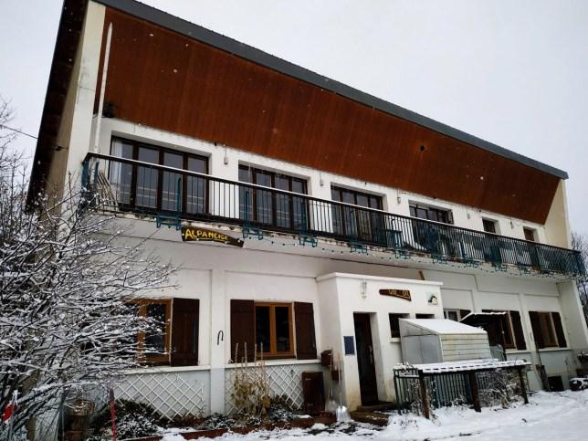 Chalet Val d'Or en hiver