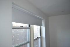 Curtain Install