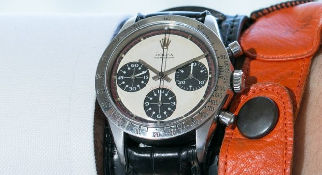 Një Rolex i Paul Newman u shit për 17.8 milionë dollarë - AlpeNews