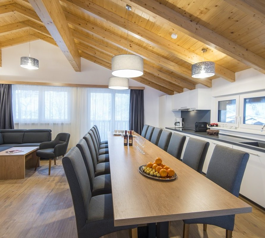 Chalet Alpenleben – The Alpine Ibex
