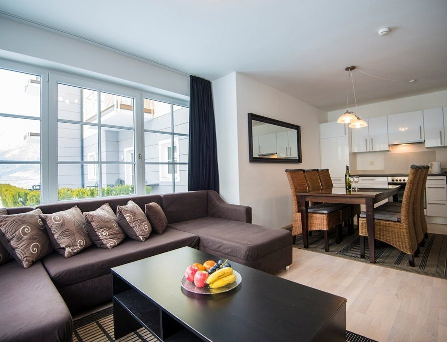 Comfort two-bedroom apartment with terrace – (SW2CT)