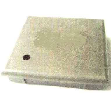 Tapa poste cuadrado de 47x47mm y 43x43mm