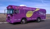 Go Purple Bus!