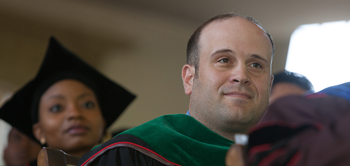 8 Questions with Dr. Paul George, Associate Dean of Medical Education