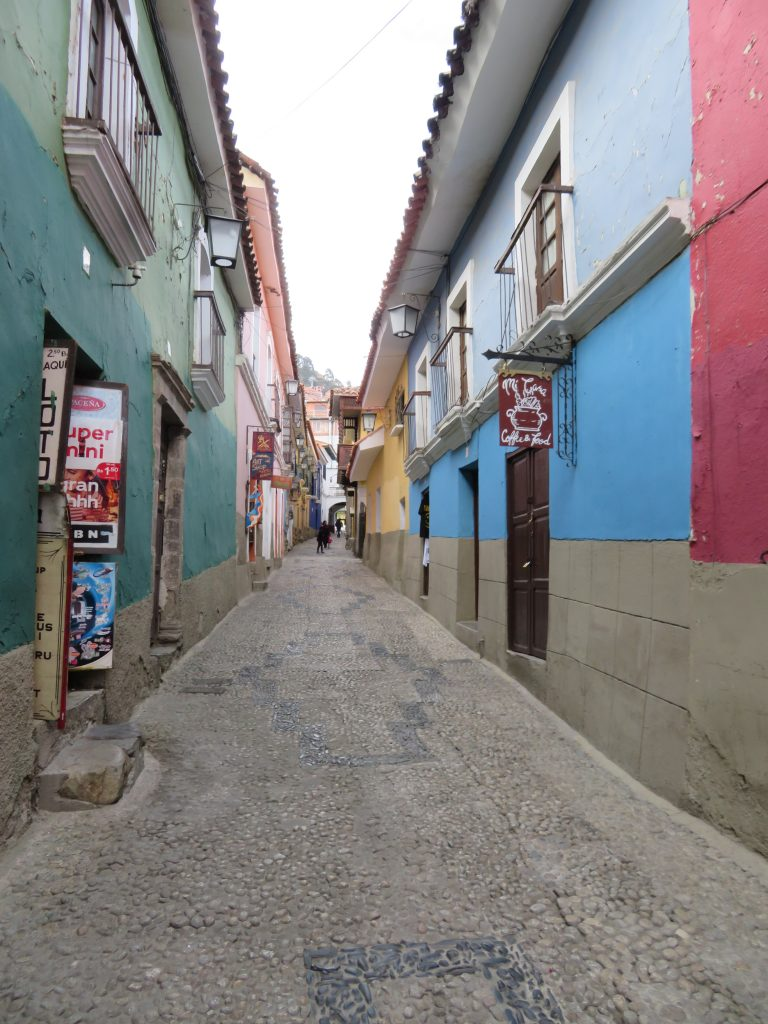 Top Things to do in La Paz | Calle Jaen