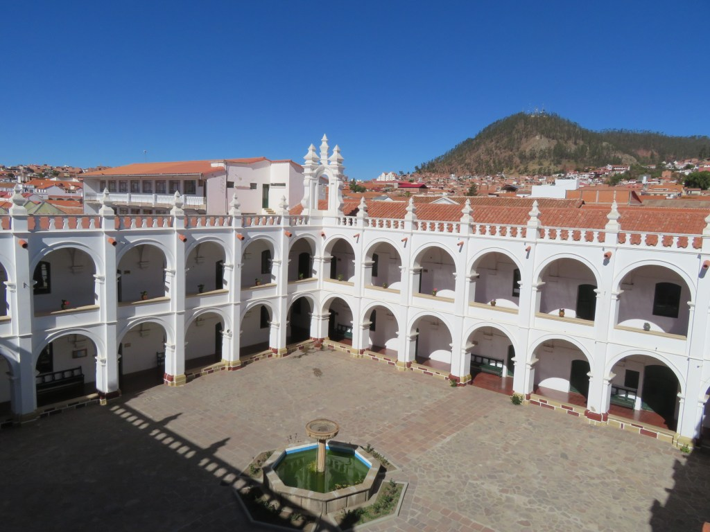 What to do in Sucre Bolivia | Convento de San Felipe de Neri