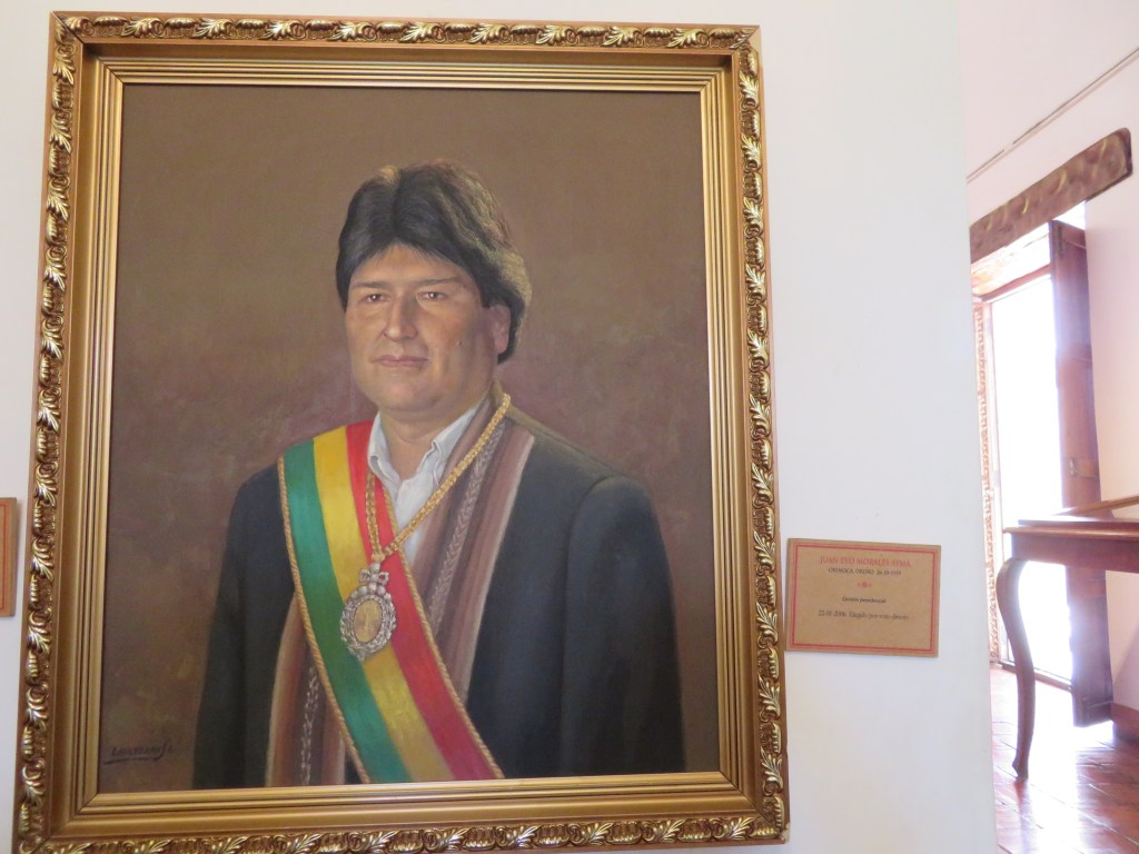 What to do in Sucre Bolivia | Casa de La Libertad