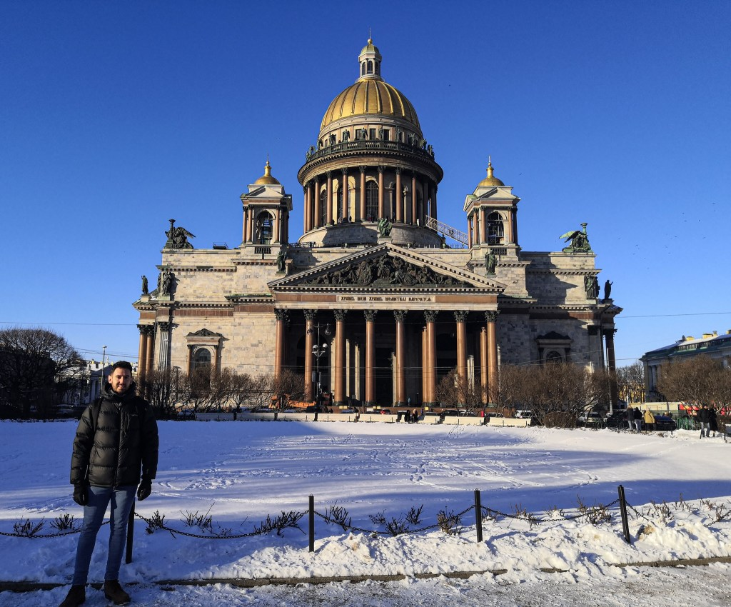 Top Things to do in Saint Petersburg | St. Isaac's Cathedral