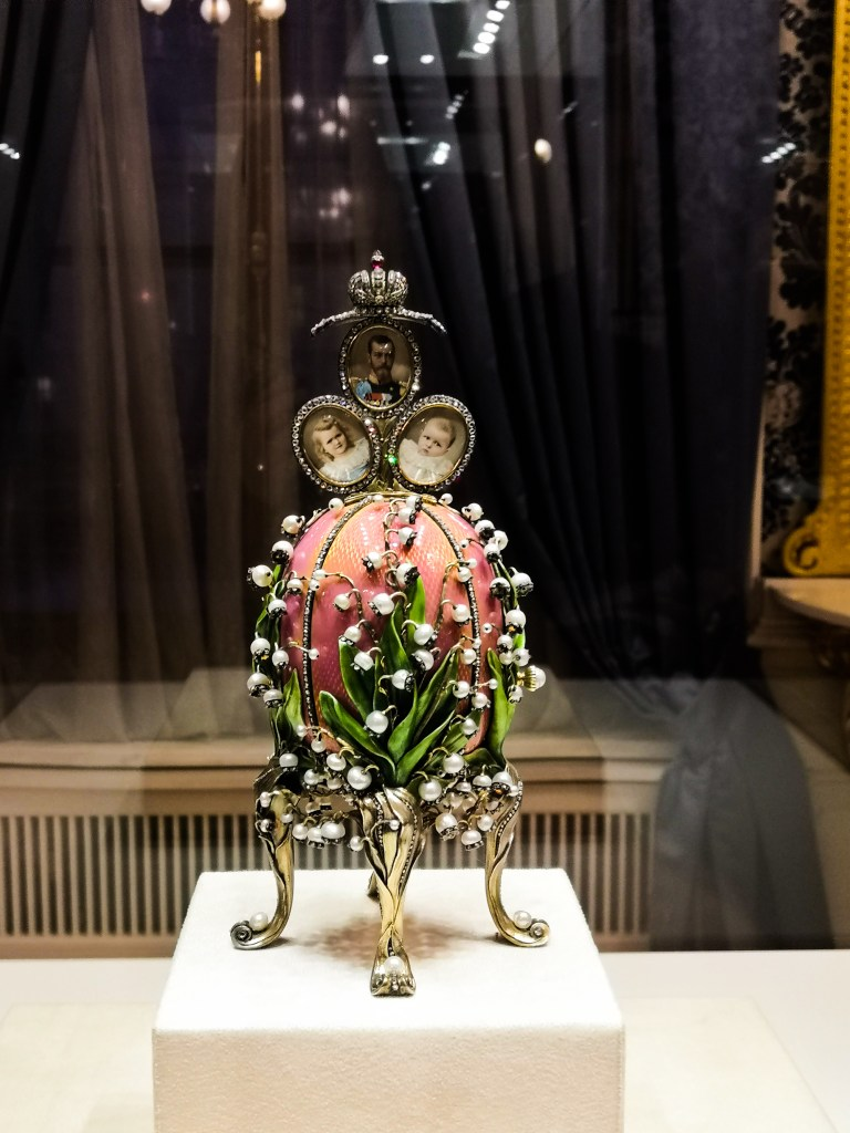 Top Things to do in Saint Petersburg    Faberge Museum