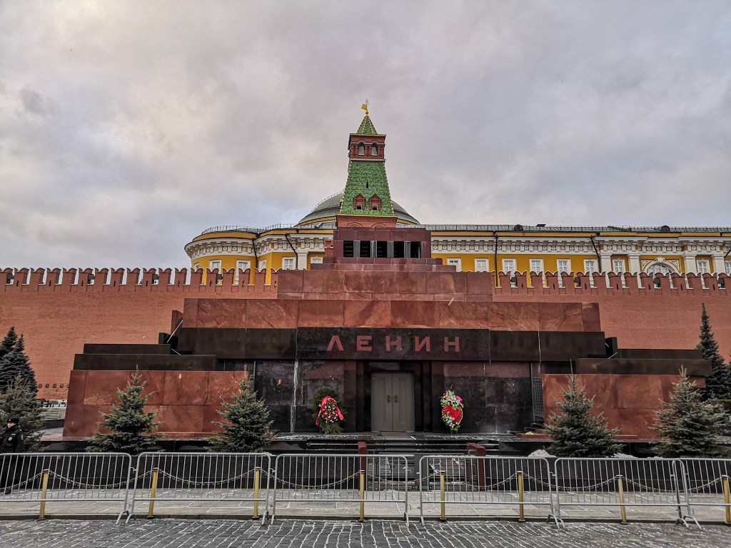 Top Things to do in Moscow | Lenin's Mausoleum