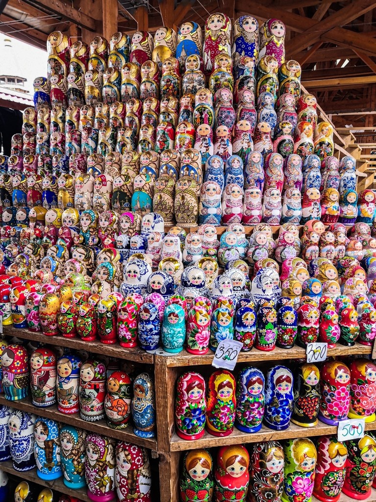 Top Things to do in Moscow | Izmaylovo Market