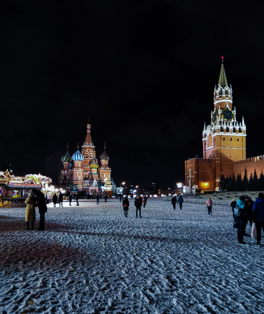 Top Things to do in Moscow | Red Square