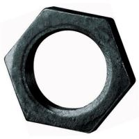 1/4″  BSPP Backnut Black | FTM