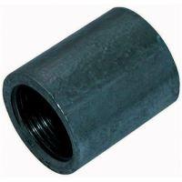 3″   BSP Black Wrought Iron Socket | FTM