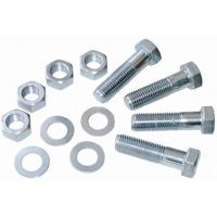 M12 X 25mm Zinc Plated Bolt Kit | FTM