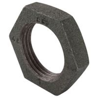 3/4″  BSPP Female Backnut Black Gf312 | George Fischer