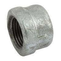 3/8″ Round Caps Galv | FTM
