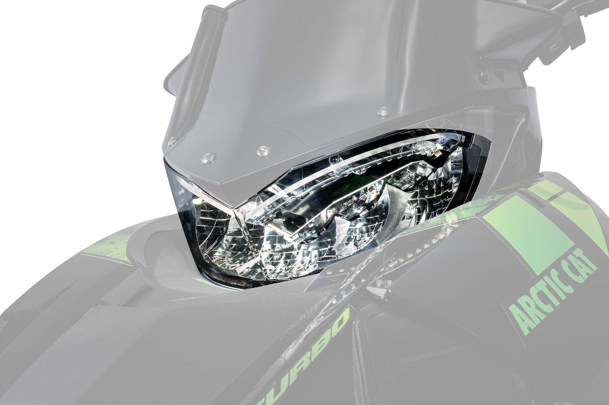 hight resolution of delivers significantly greater performance than a halogen system high beam has great range and width includes headlight assembly and wiring harness