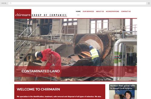 Chirmarn Website