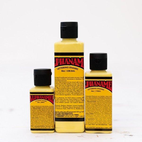 Alphanamel - Lemon Sherbet