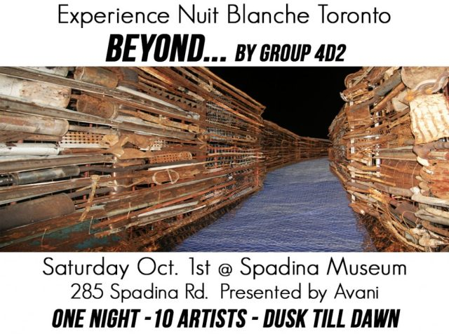 Nuit Blanche Beyond